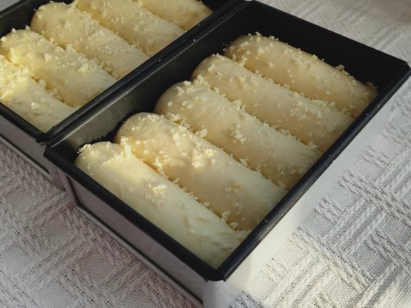 淡奶油豆沙排包怎样做