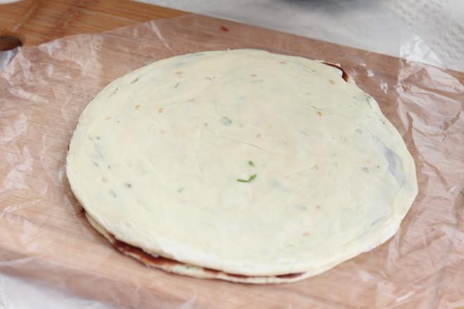 手抓饼版の红豆沙扭扭酥︱超好吃的小点心!的家常做法