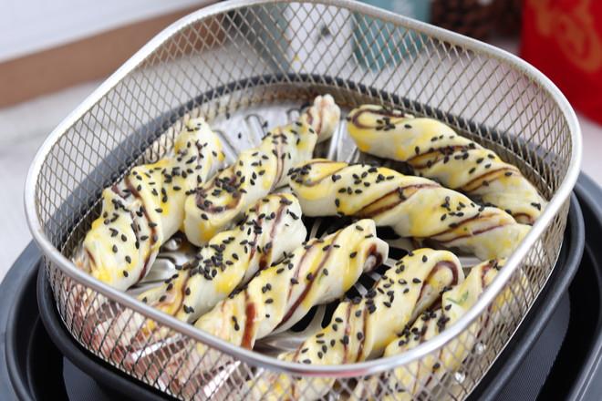 手抓饼版の红豆沙扭扭酥︱超好吃的小点心!怎么煮