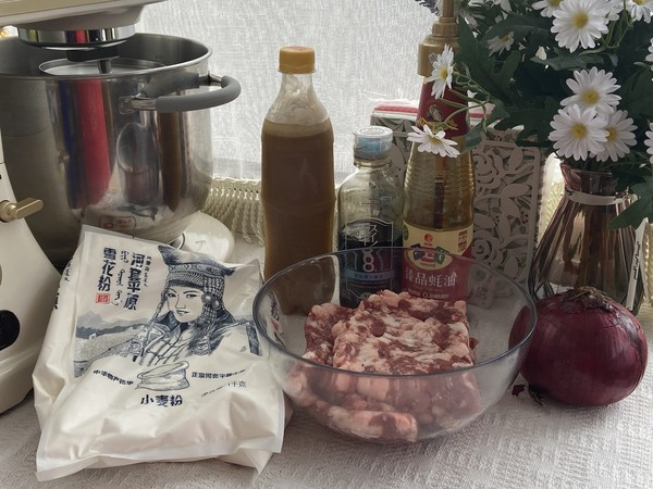 双色猪肉包子︱面皮松软馅料十足超好吃!的做法大全