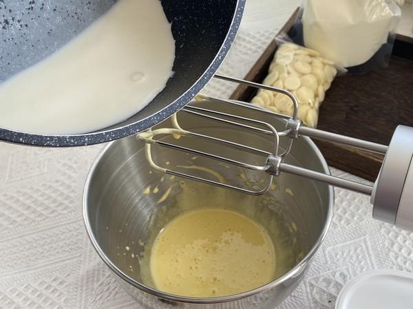 手工抹茶冰淇淋,让你心动的一抹绿的简单做法
