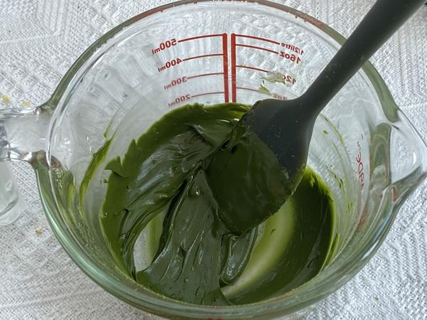 手工抹茶冰淇淋,让你心动的一抹绿怎么炒