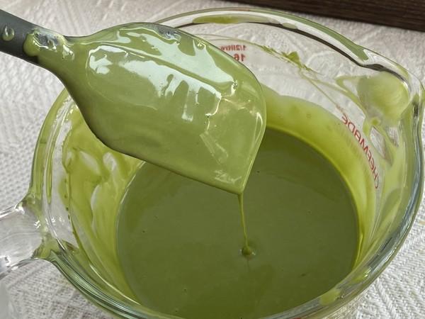 手工抹茶冰淇淋,让你心动的一抹绿怎么煸