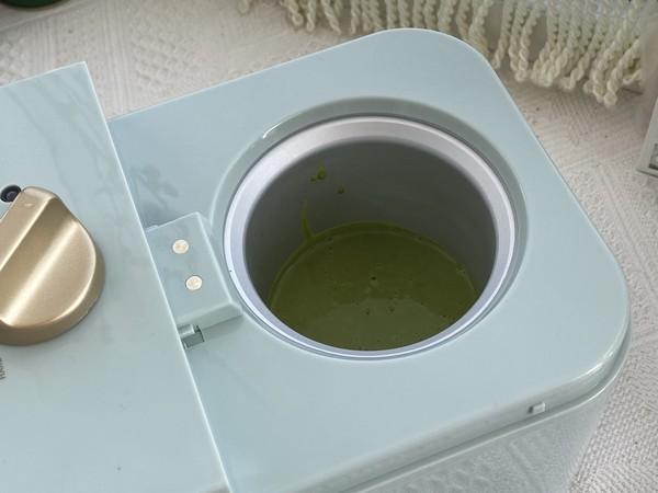 手工抹茶冰淇淋,让你心动的一抹绿怎样煸