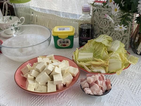 娃娃菜炖豆腐,一道好吃下饭的家常菜的做法大全