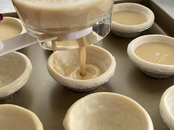 超好吃的脏脏蛋挞,外酥里嫩零添加怎么做