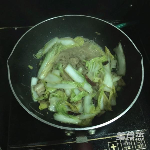 老厨白菜怎么炖