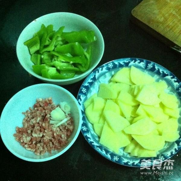 土豆片炒青椒的做法大全