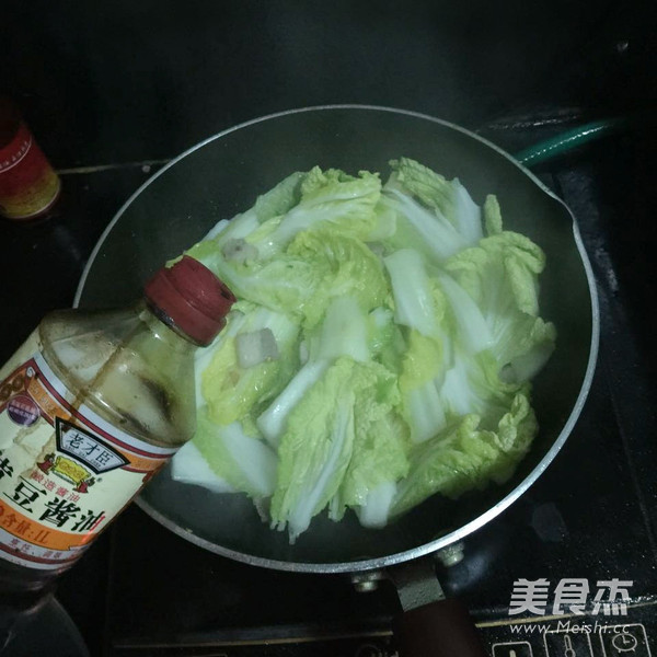 老厨白菜怎么做