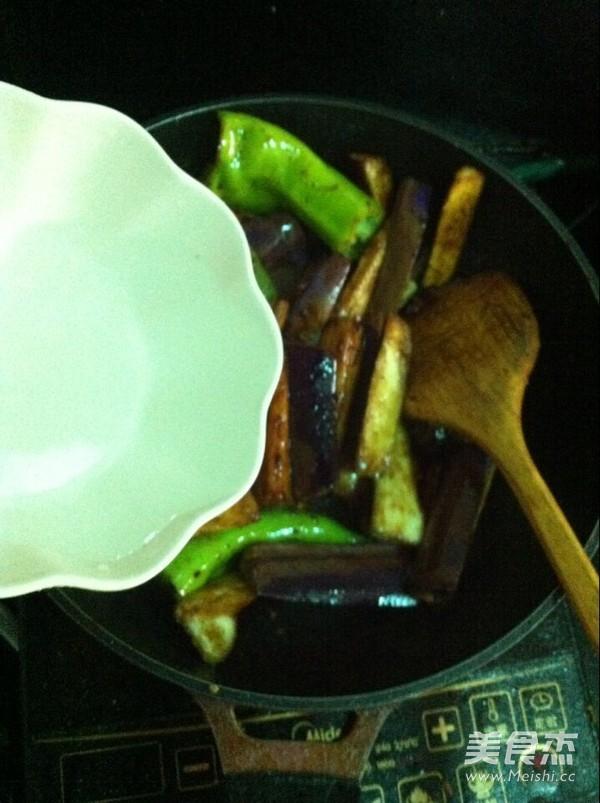 五花肉炖茄条怎么煮