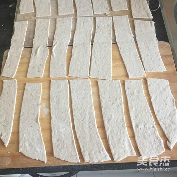 豆渣抻面的家常做法