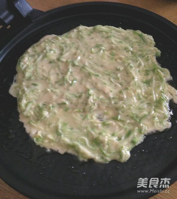 西葫芦饼怎么煮