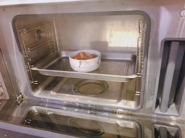 蒸箱版番茄土豆炖牛腩怎么煮
