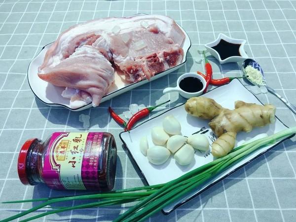 豆腐乳五花肉的做法大全