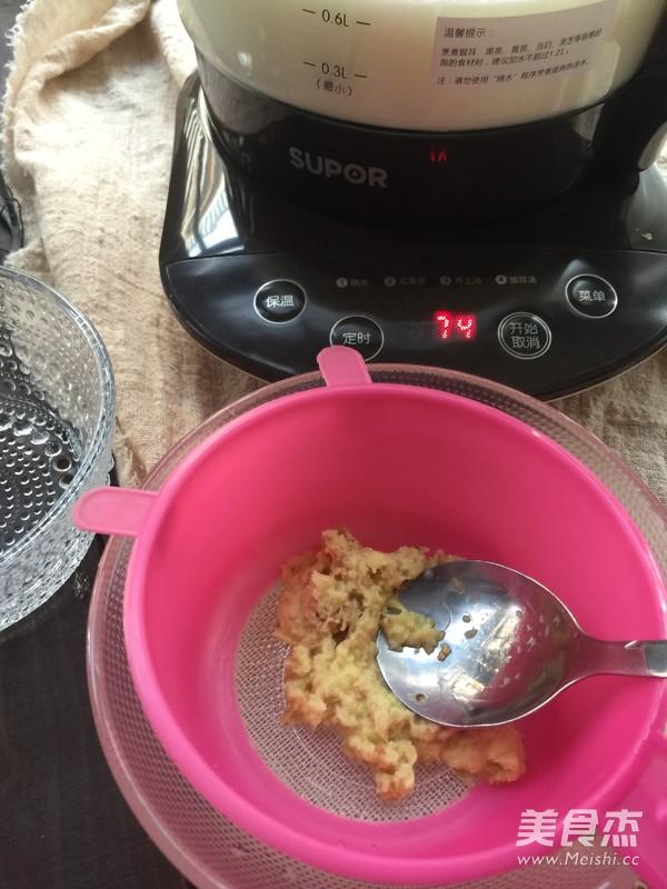 姜汁撞奶(养生壶版)的家常做法