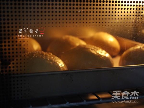 蒜香黑椒鸡腿汉堡怎么炒