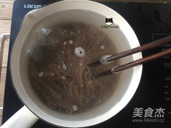 豆浆冷面的家常做法