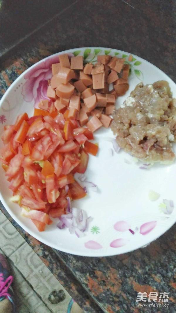 番茄肉酱意大利面的家常做法