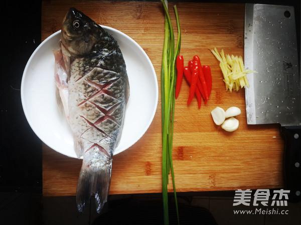 红烧鲫鱼的做法图解