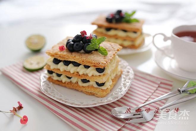 拿破仑蛋糕的做法大全