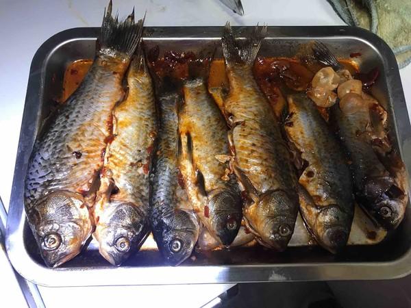 家庭版烤鱼的做法大全