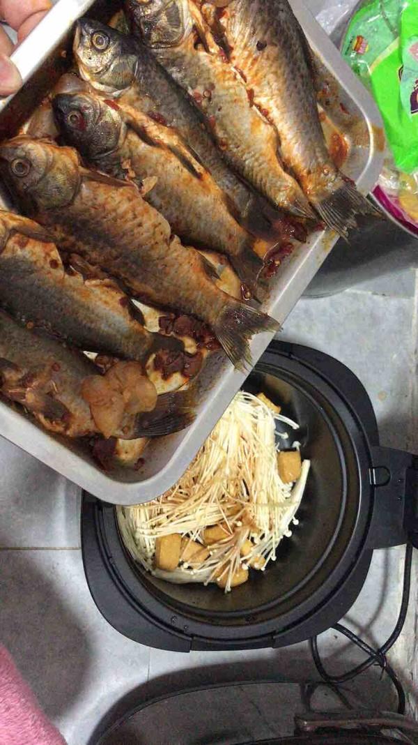 家庭版烤鱼的做法图解