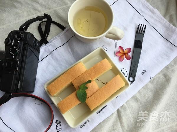 日式棉花蛋糕的制作方法