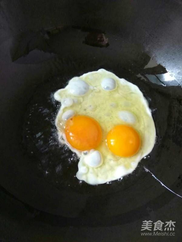鸡蛋炒饭的步骤