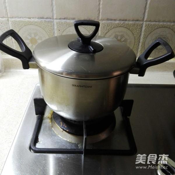 酒酿红枣鸡汤怎么做