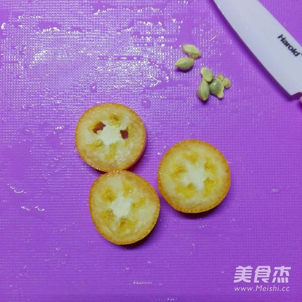 金桔果酱的做法图解