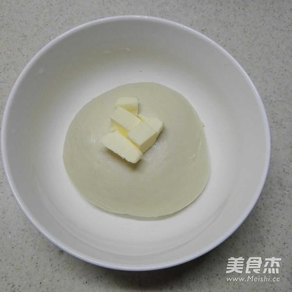 100%中种北海道吐司的家常做法