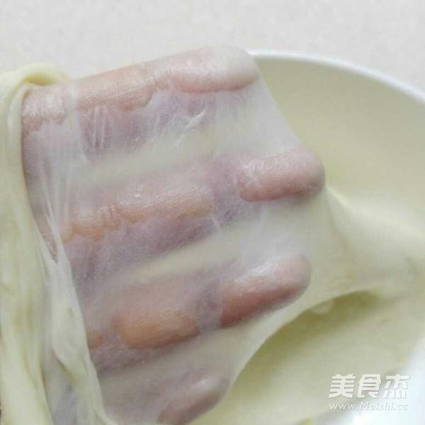 100%中种北海道吐司的简单做法