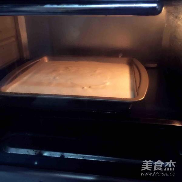 日式棉花蛋糕怎样炒