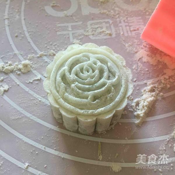 冰皮月饼(附豆沙做法)的做法大全