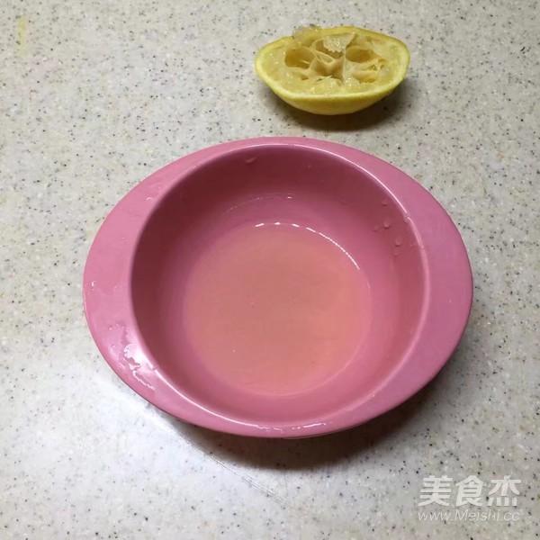 柠檬百香果磅蛋糕怎样炖