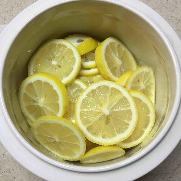 柠檬膏的简单做法