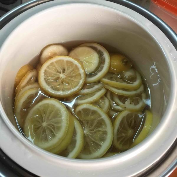 柠檬膏怎么煮