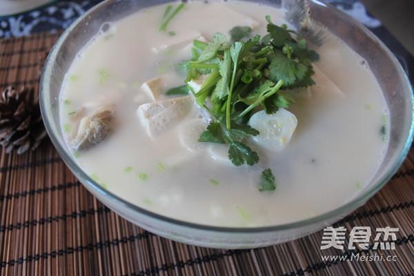 鲫鱼豆腐汤怎样煮