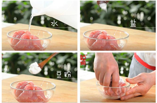 菌汤黄瓜肉片汤的做法图解