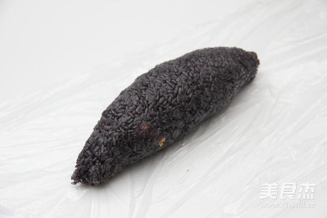 乌饭肉松油条怎样炒