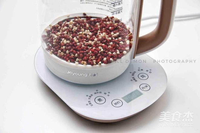 养生壶一壶两吃-红豆薏仁酒酿饮+冰糖燕窝的简单做法