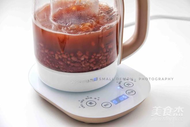 养生壶一壶两吃-红豆薏仁酒酿饮+冰糖燕窝怎么煮