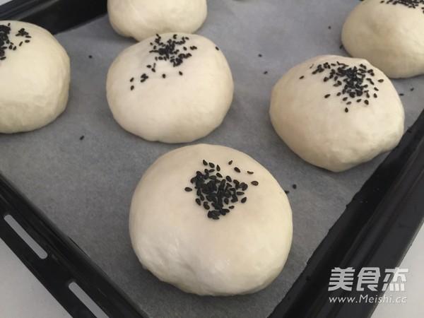 日式红豆包的制作
