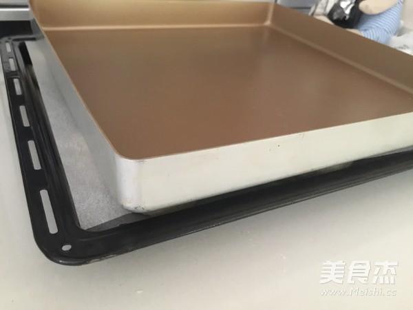日式红豆包的制作方法
