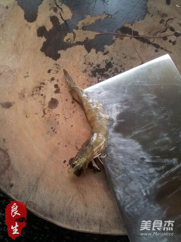 阿婆油爆虾的做法图解