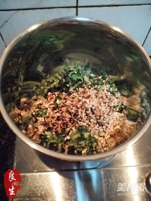 香菇青菜包怎么炒