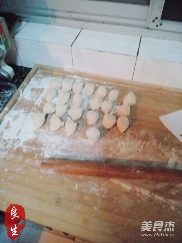 香菇青菜包怎样做