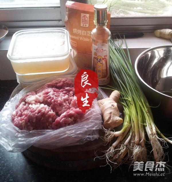 小笼包肉馅制法怎么做