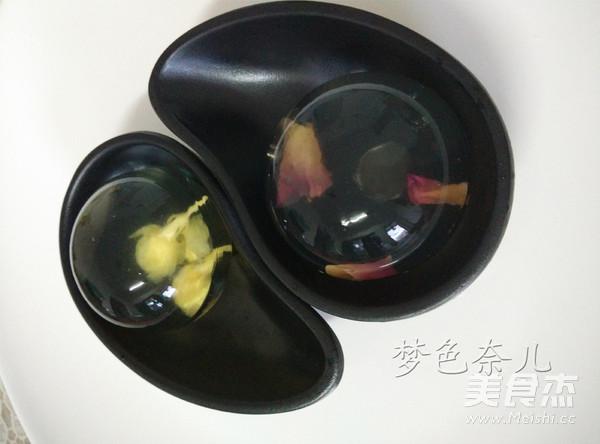 果冻水晶球怎么吃