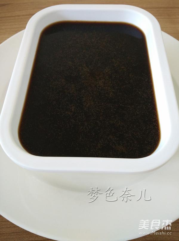 水果龟苓膏的简单做法